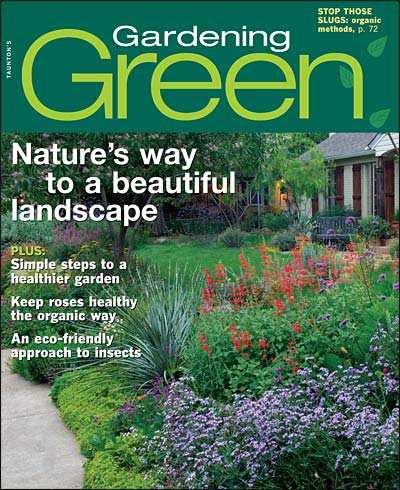 Gardening Green Magazine ECO BROOKLYN