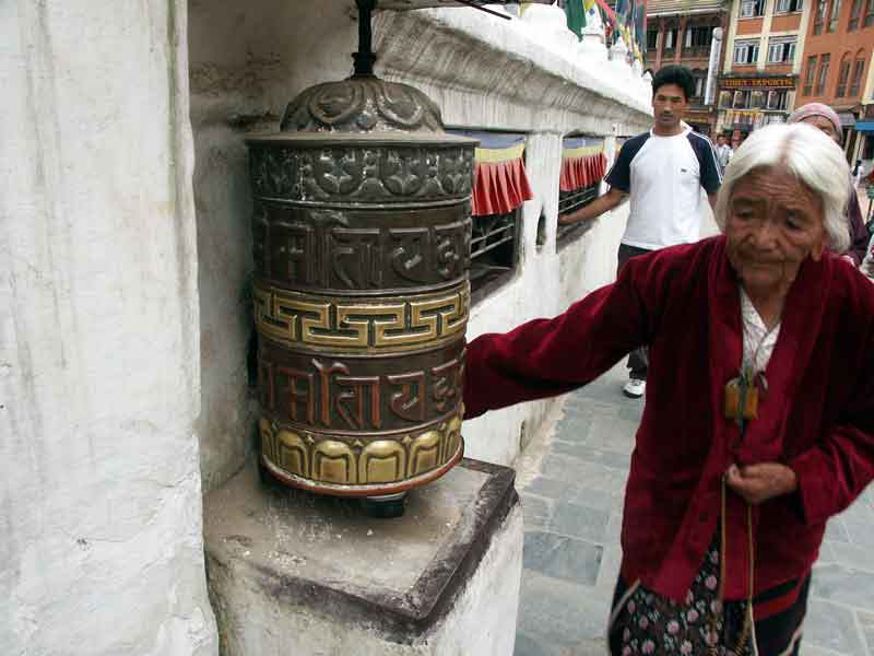 Building Integrated Prayer Wheels Eco Brooklyn