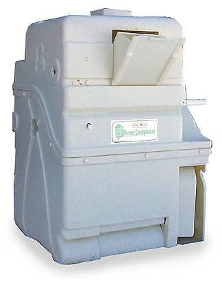 A Brooklyn Green Kitchen Design can accommodate a dishwasher sized composter like this one.