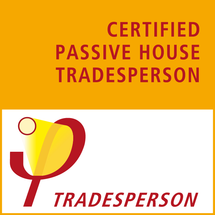 Certified New York Passive House Tradesperson