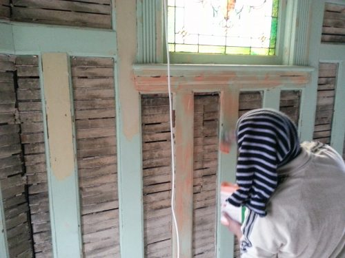 Sustainable Paint Stripping