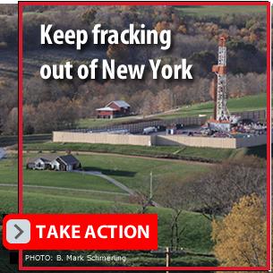 Take Action Against Fracking